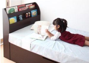 子供用ベッド写真