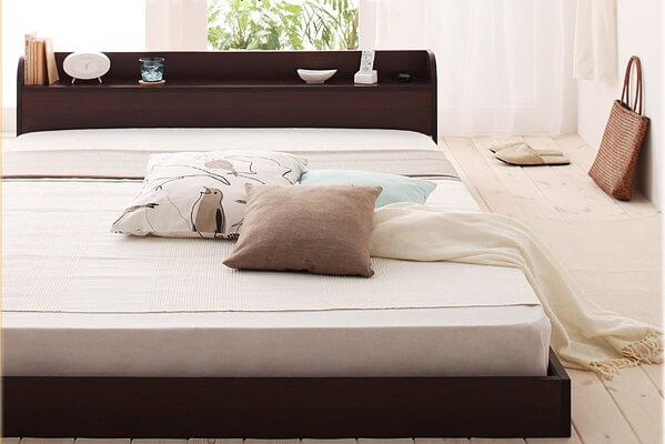 宮付きベッド 設置イメージ