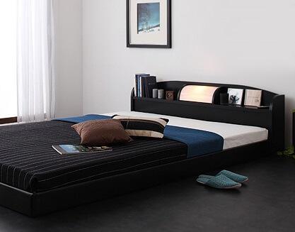 宮付きベッドの設置イメージ