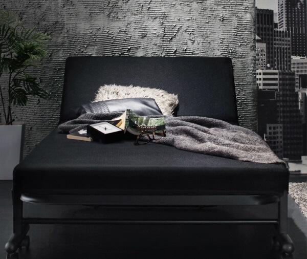 折り畳みベッドvencedorの写真