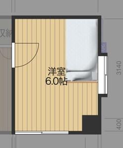 ベッドの配置図_5