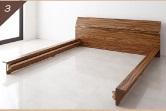ベッドの組立写真03