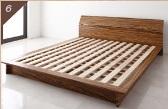 ベッドの組立写真05