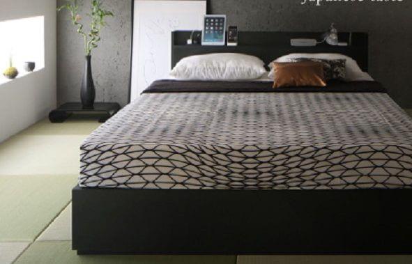 収納ベッドスプレンドの設置イメージ