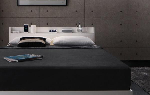 和室にも合う収納ベッド スプレンド