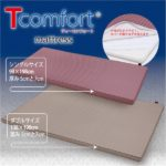TEIJIN(テイジン) Tcomfort 3つ折りマットレス