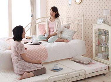 ゲスト用ベッド エキストラベッド