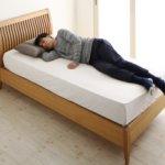 シングルサイズベッドを購入時にあたって・・・