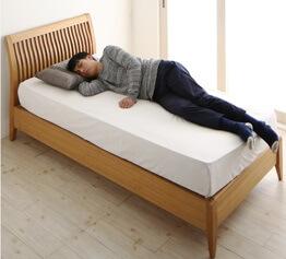 ベッドの配置良い例